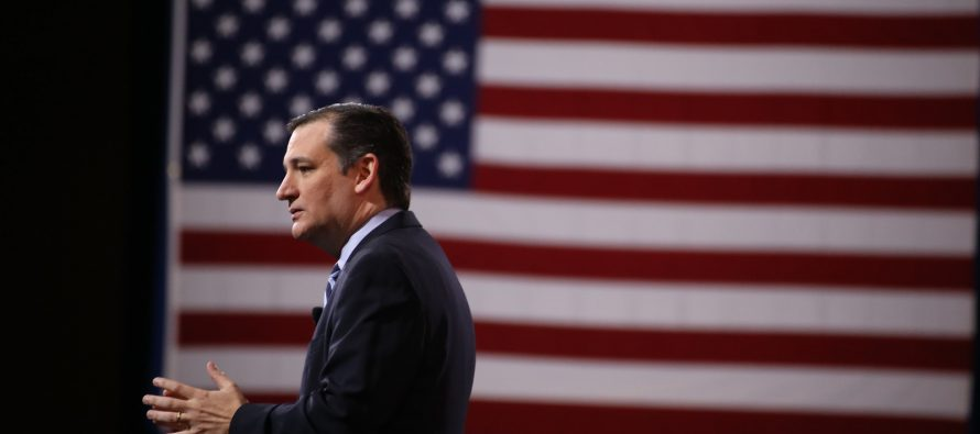 BREAKING: Massive Lawsuit Filed Against Cruz for Presidential Eligibility