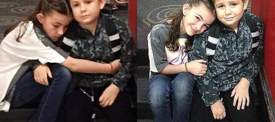 He Met The Love Of His Life, So Stopped Cancer Treatment To Enjoy His Time Left- He Was 8-Yrs Old