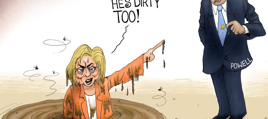 In Her Defense (Cartoon)
