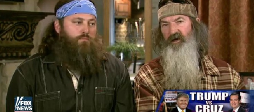 'Duck Dynasty' Family Members Get in FIGHT on Live TV… [WATCH]