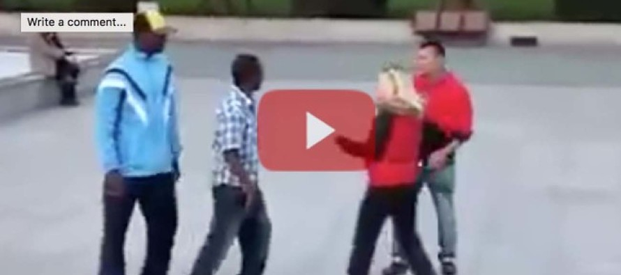 Pack of Inner City Thugs Attack Country Boy… Regret It INSTANTLY!