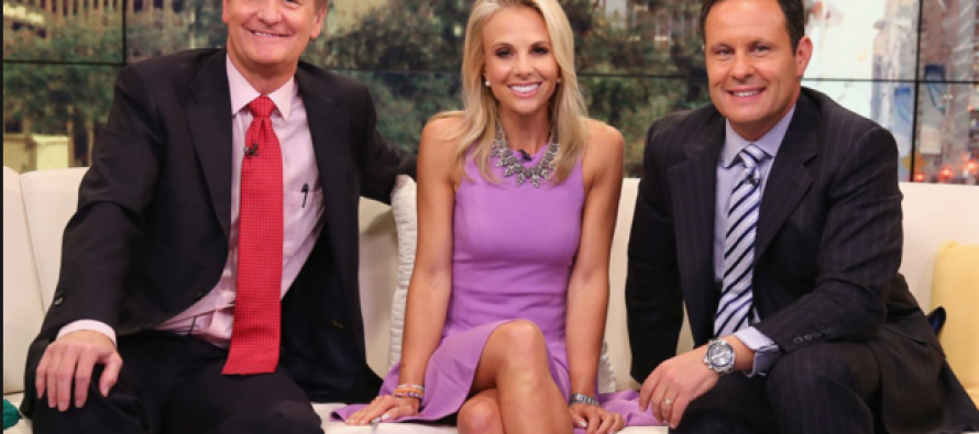 BREAKING: Elisabeth Hasselbeck's Replacement Announced By Fox News