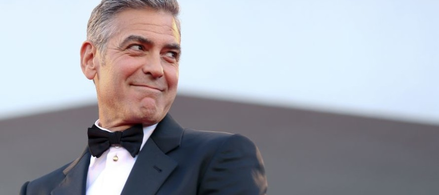 George Clooney Just Gave Americans The Middle Finger – WATCH