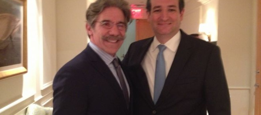 Geraldo Rivera Strikes Again With BIZARRE Insult To Ted Cruz – And Starts A WINDSTORM Of Backlash!