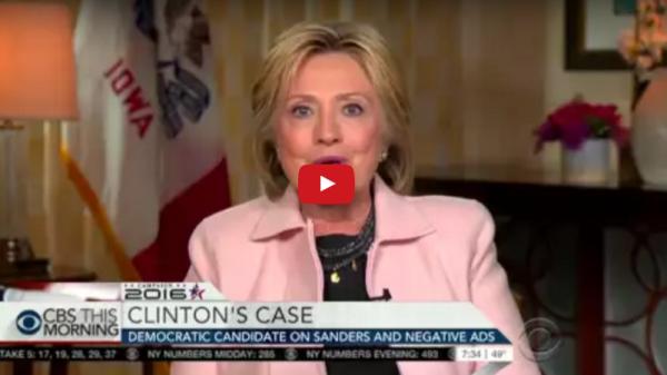 Hillary Clinton Case