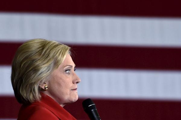 Hillary Clinton DOD