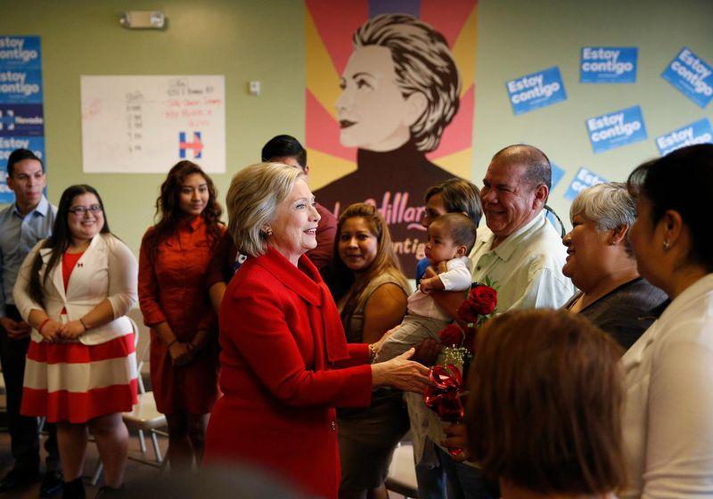 Hillary Clinton DOD1