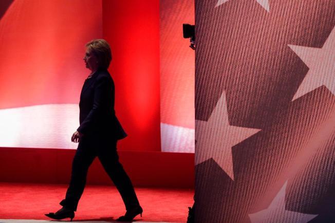 Hillary Clinton Shakeup