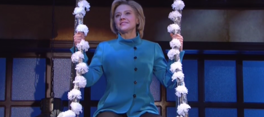 SNL DESTROYS Hillary… and It's Beautiful
