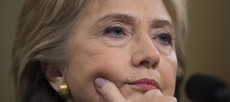 Hillary Gets BAD News – This Is the Beginning of the End