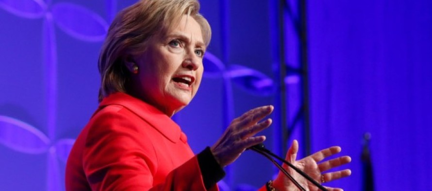 You'll Be SICK When You See What Hillary Said About Scalia's Death