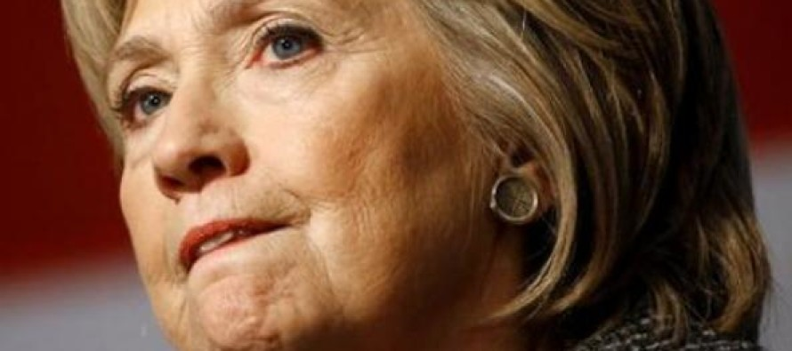 BREAKING: FBI Makes HUGE Announcement About Hillary – She's in Trouble