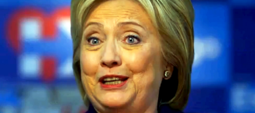 VIDEO: This May Be The Least Believable Thing Hillary Clinton Has Ever Said