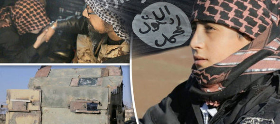 ISIS PARENTING 101: Dad Sends 11-Year-Old Son on Suicide Mission, Captures Their Good-bye On Film