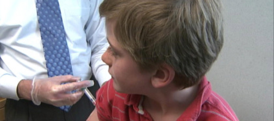WHAT! Bill To Require Non-Vaccinated Children To Be Reported To The Government…