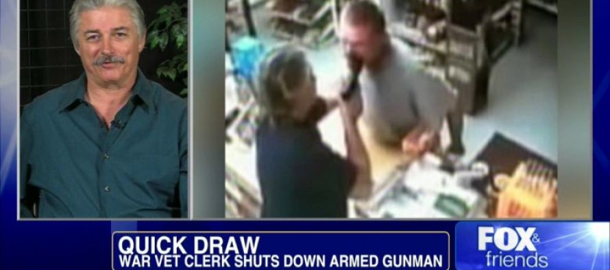 Armed Thug Attacks Iraq Vet… Gets a BRUTAL Taste of Reality!