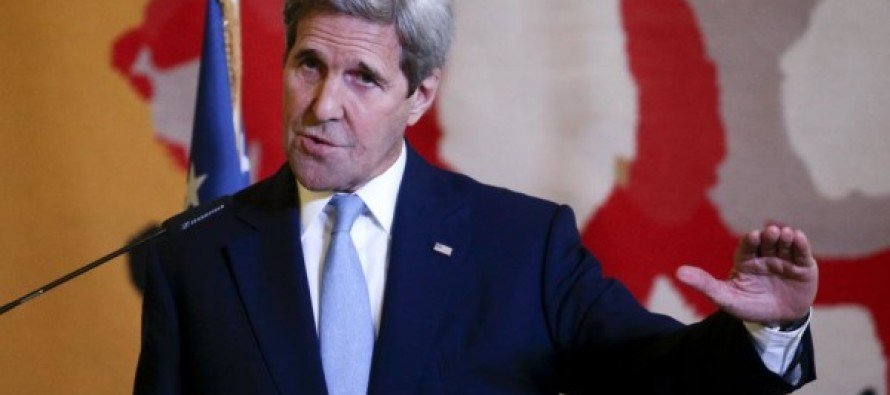 BREAKING: State Department Makes Shocking Announcement About John Kerry – This Is Bad