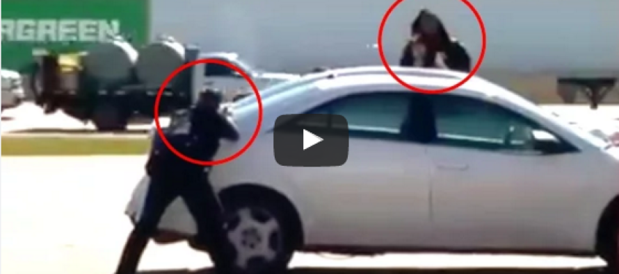 Thug Tries to Take Texan Hostage… Gets INSTANT Justice