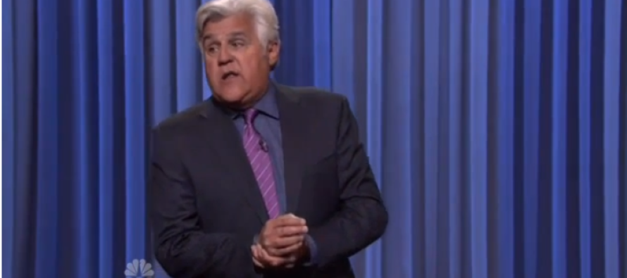 Jay Leno Just Slammed Hillary With What Nobody Else Has The Guts To Say- WATCH!