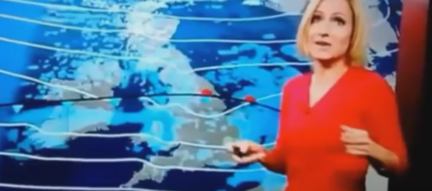 UH OH: Everyone Was Shocked When She Did THIS on Live TV