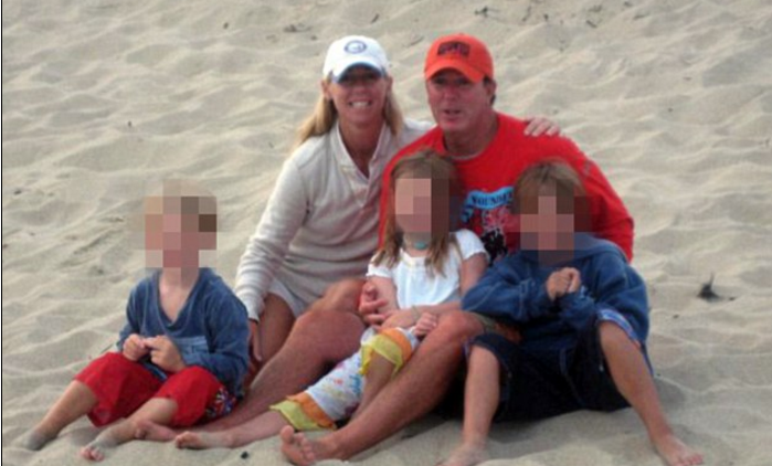 NY stabbed family
