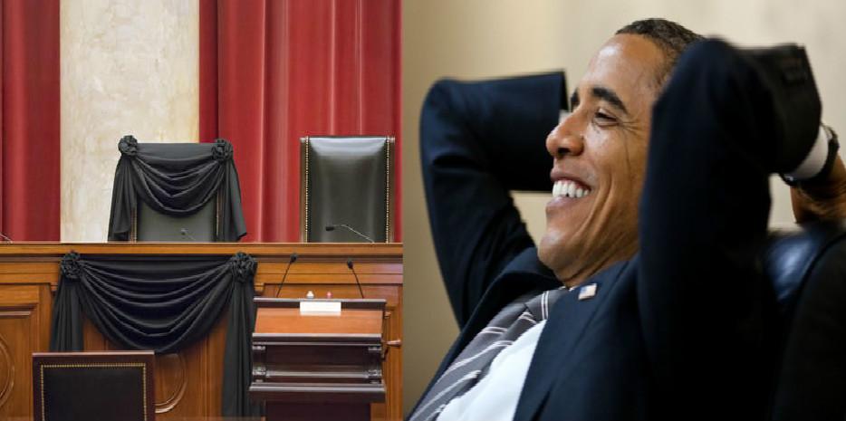 Obama-Laughing-at-Scalias-Seat