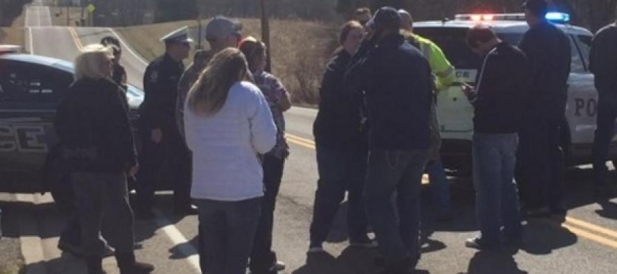 BREAKING: Gunman at Ohio School… Developing