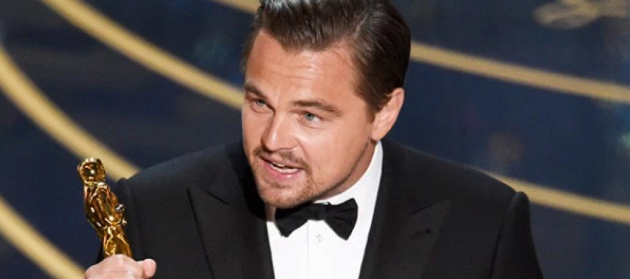 Leonardo Dicaprio Lectures About Global Warming During Oscars Speech… There's Just One Problem