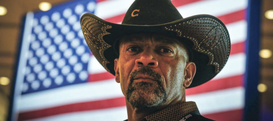 Sheriff Clarke Issues Warning On BLM Leader, Deray McKesson – Run As Far And Fast Away As You Can