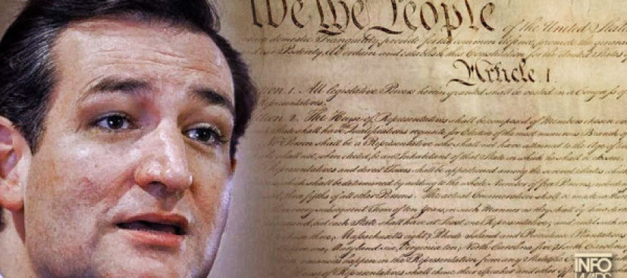 Ted Cruz Makes MASSIVE Announcement About Scalia
