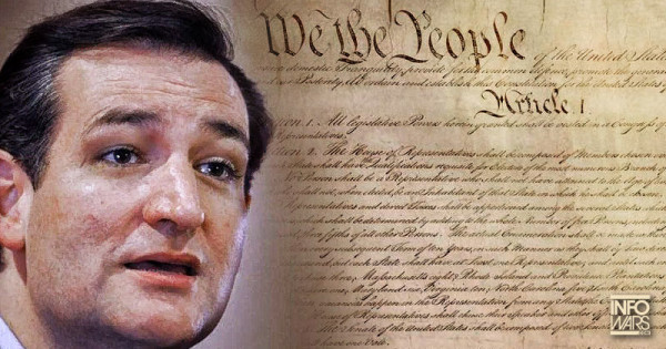 Ted Cruz Constitution