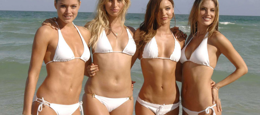 See Why EVERYONE Is Talking About Sports Illustrated's New Bikini Model