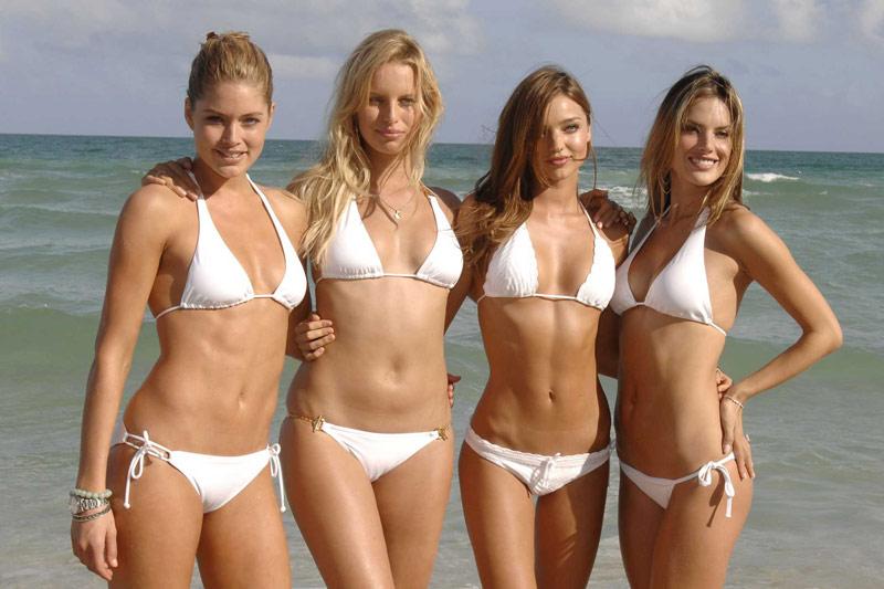 Top+Bikini+Models