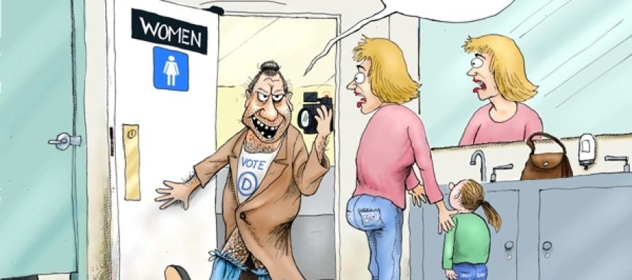 Pervert Alert (Cartoon)