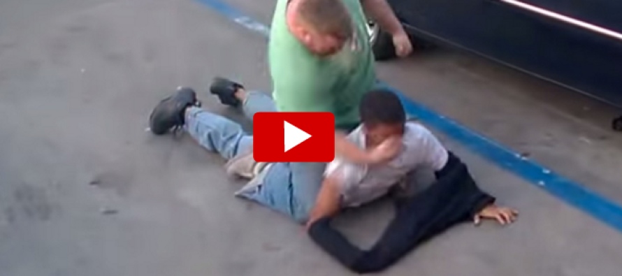 Inner City Thug Attacks Arizona Trucker… Regrets It IMMEDIATELY