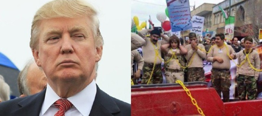 Iran MOCKED Captured US Soldiers In Their Parade, It Pissed Trump Off – Now He's Firing BACK!