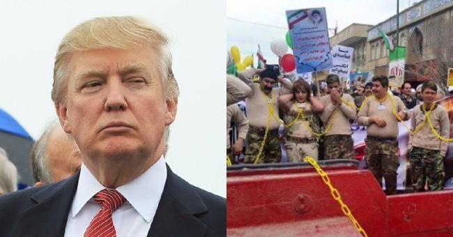Trump Fires Back