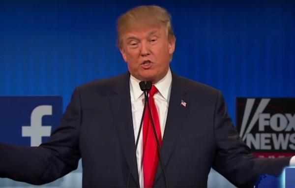Trump Heckler