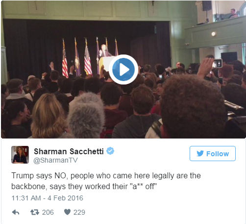 Trump Heckler1