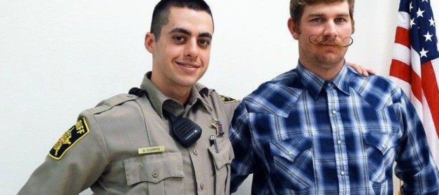 Cowboy Who's Also A Veteran Marine Just Did THIS – Saving A Police Officer's Life!