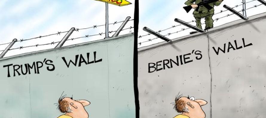 Wall of Fame vs Shame (Cartoon)