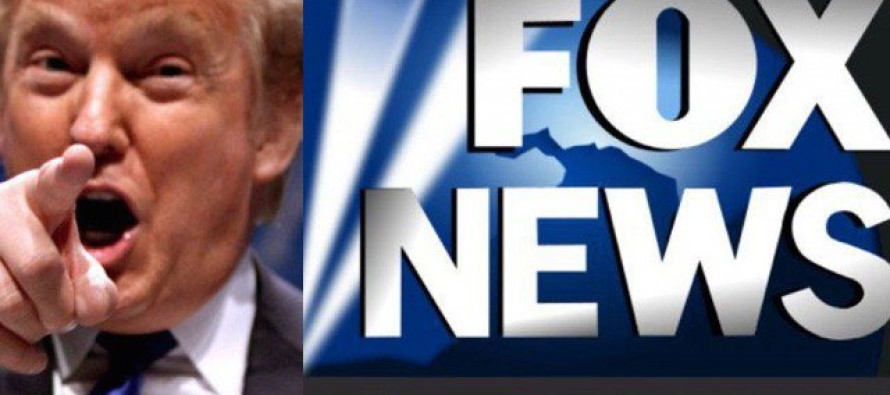 Outrage After Fox News Airs Video of Trump Doing THIS