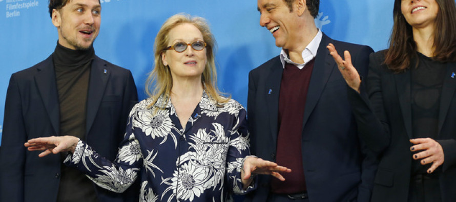 White Liberal Meryl Streep Says NO WAY She's Racist – Because We're ALL African Really