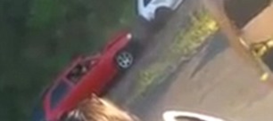 STARTLING Moment Blonde Accidentally Causes Three-Car Crash…By Doing THIS! [VIDEO]