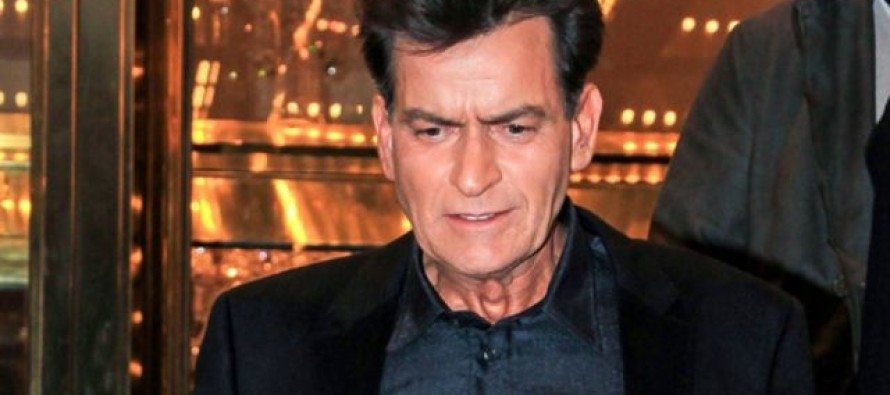 Charlie Sheen is Being Treated for AIDS by a Quack Doctor Who is Injecting Him With…