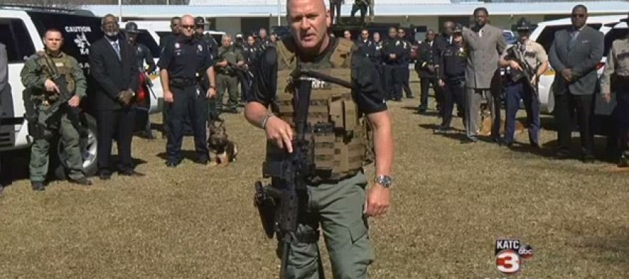 AWESOME VIDEO: This Sheriff Publicly Trash Talks a Local Gang Causing Problems