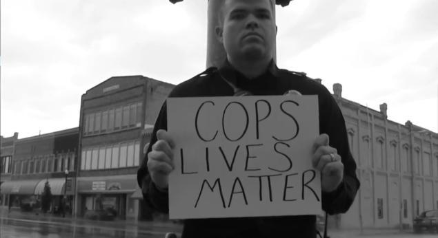 cops lives matter