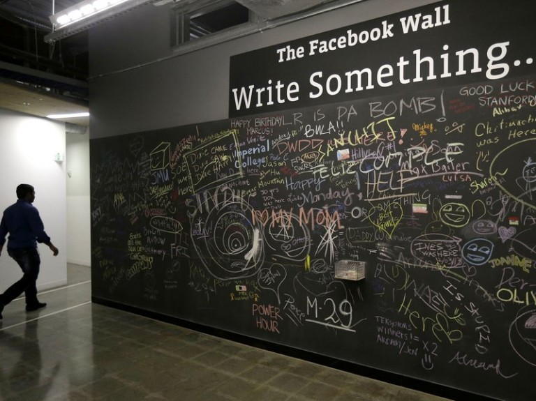 facebook wall black lives matter