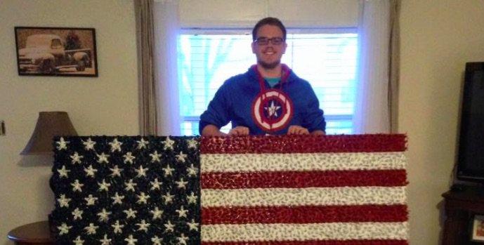 high school student patriotism