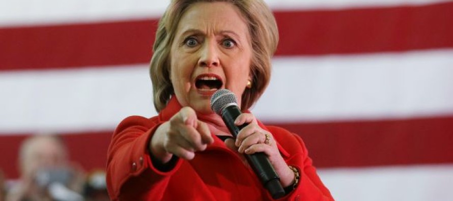 Hillary Clinton Started Barking Like a Dog During a Campaign Rally